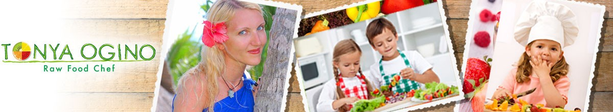 Raw Food With Kids & For Kids